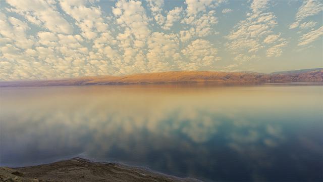 ים המלח שקיעה צילום אמיתי קרני רות